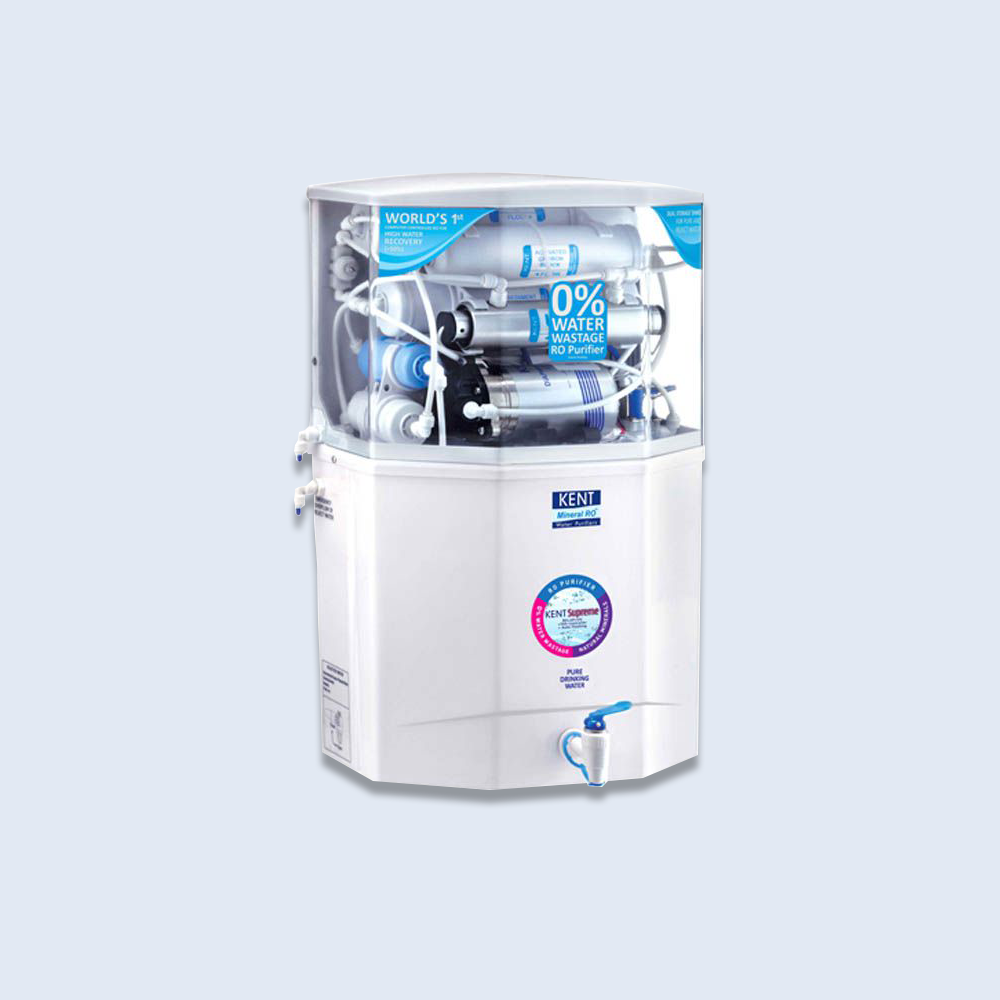 World S First Less Water Wastage Ro With Kent S Patented Mineral Rotm Technology And An Inbuilt Tds Controller Bes Water Purifier Water Storage Kent