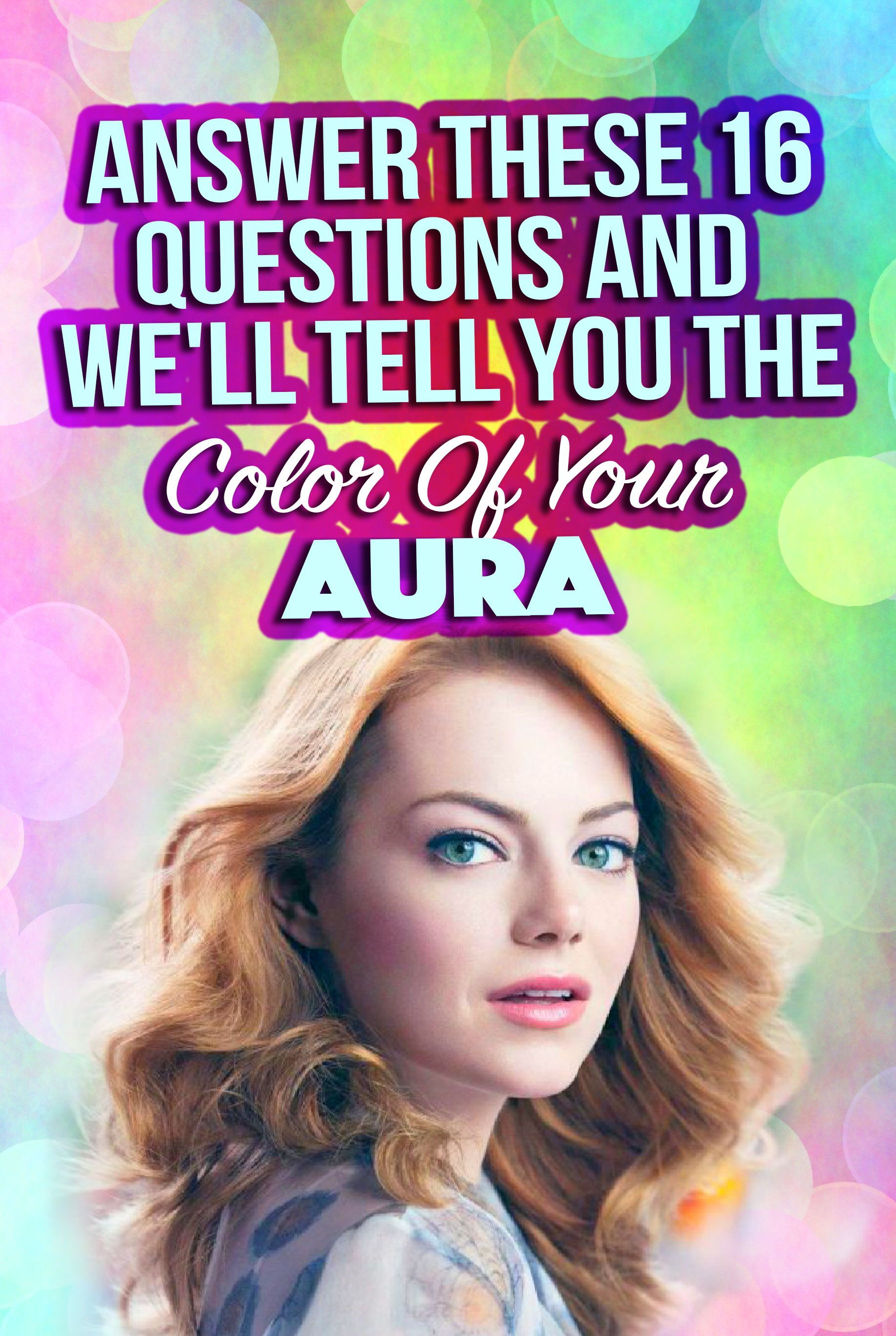 Quiz: Answer These 16 Questions And We'll Tell You The Color