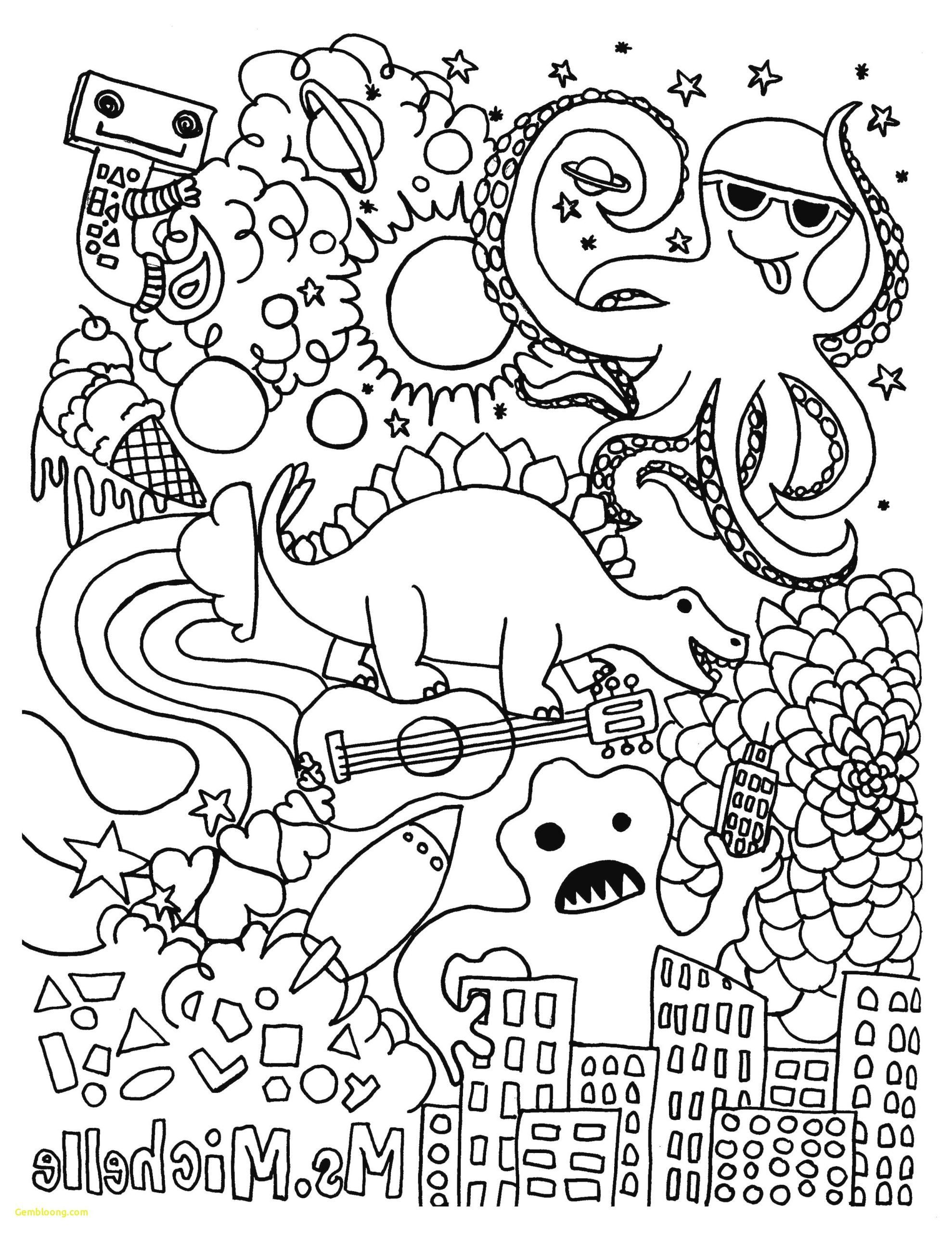 Printable Coloring Pages For Teenagers Coloring Pages Printable Coloring Pages For Tee In 2020 Hello Kitty Colouring Pages Bunny Coloring Pages Dinosaur Coloring Pages