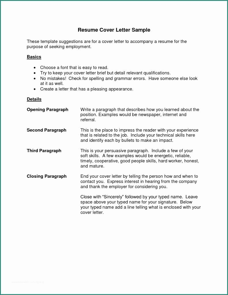 30 Free Cover Letter Examples Cover Letter For Resume Sample Resume Cover Letter Resume Cover Letter Template