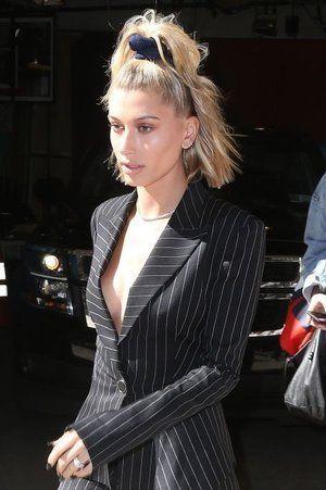 Scrunchies Hailey Baldwin Style Hailey Baldwin Fashion