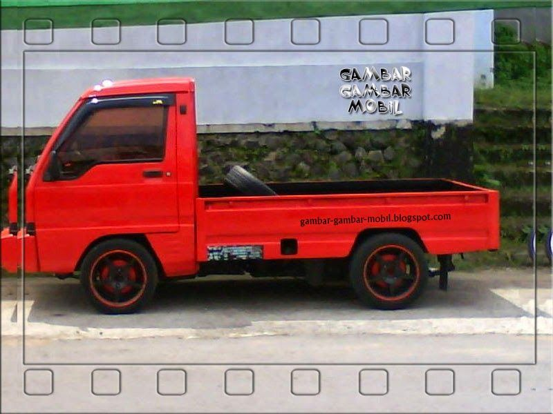 Foto Modif Mobil Carry Pick Up