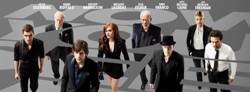 Tons of Now You See Me Clips, Motion Posters Show Awesome Magic Tricks on http://www.shockya.com/news