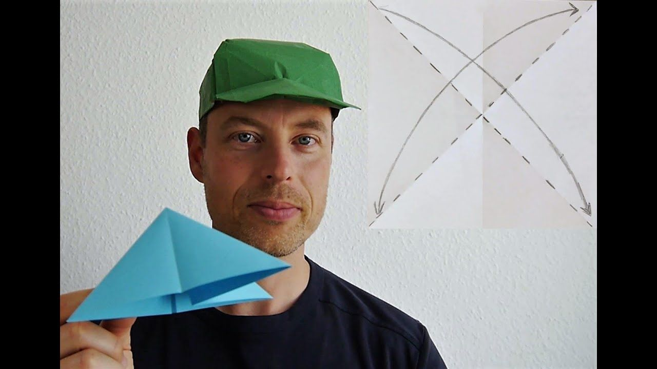 BASIC ORIGAMI FOLDS - Squash Fold - YouTube | 720x1280