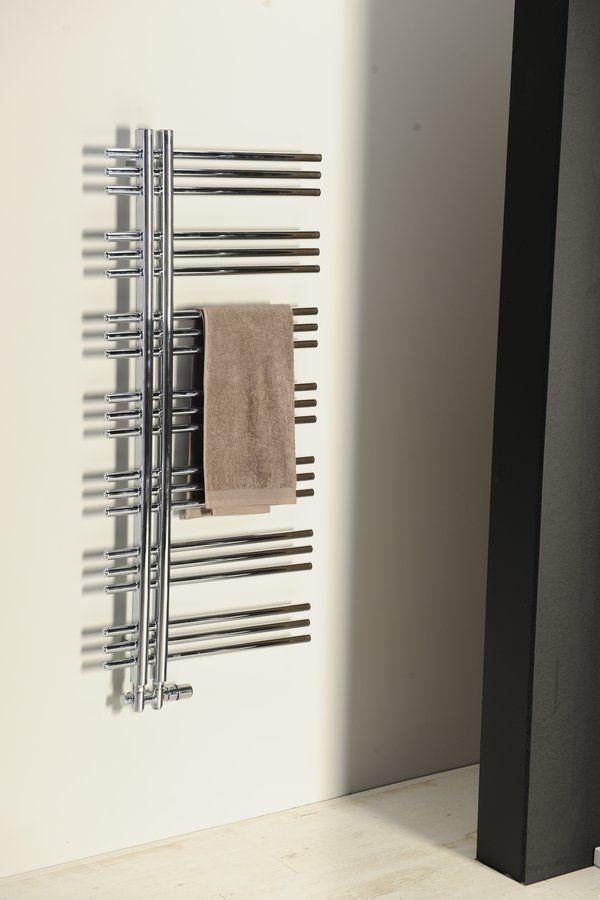 Radiateur sèche-serviettes DORLION avec un design tubulaire Version - puissance seche serviette salle de bain