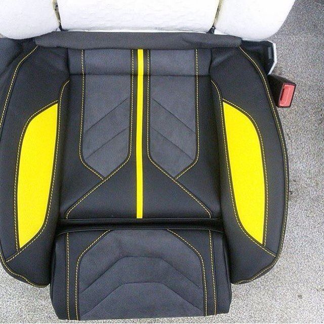 This Custom Bucket Seat Cover By Lemax Design Is Turning Out Sweet Cant