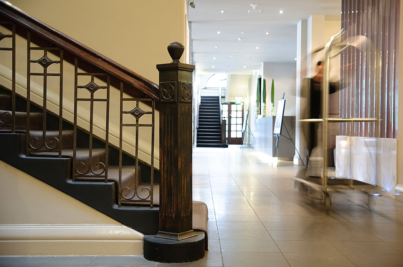 The Mansion Hotel & Spa at Werribee Park, Victoria