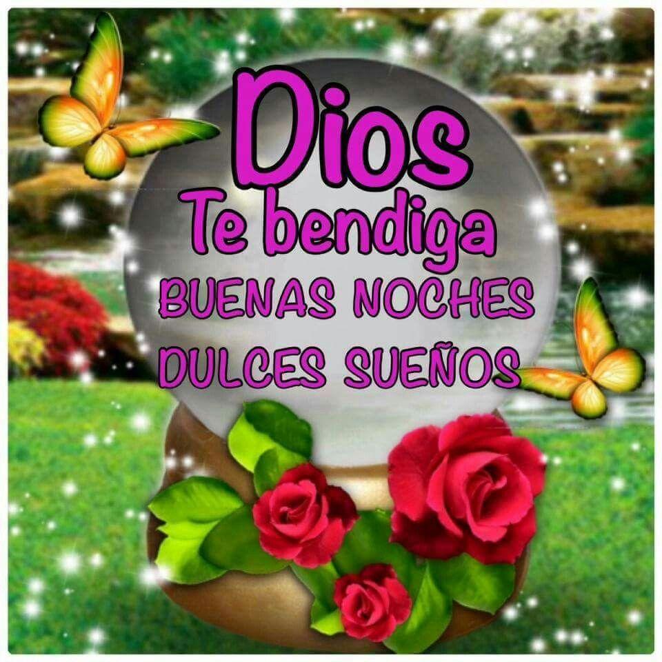 Dios Te Bendiga Buenas Noches Y Dulces Suenos Buenas Noches