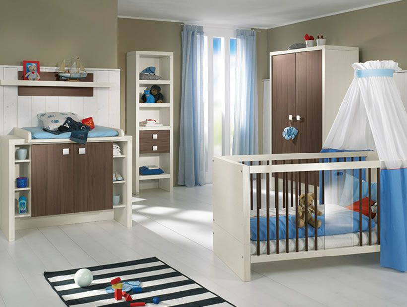 German Company, Paidi, Offers A Large Selection Of Nice Baby Nursery  Furniture. All Baby Nursery Furniture Is Made In Delicate Colors, Mostly  White, ...