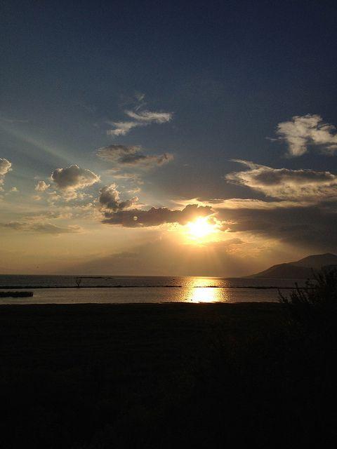 Lago de Chapala por GILBERTO PEREZ CASTILLO, vía Flickr