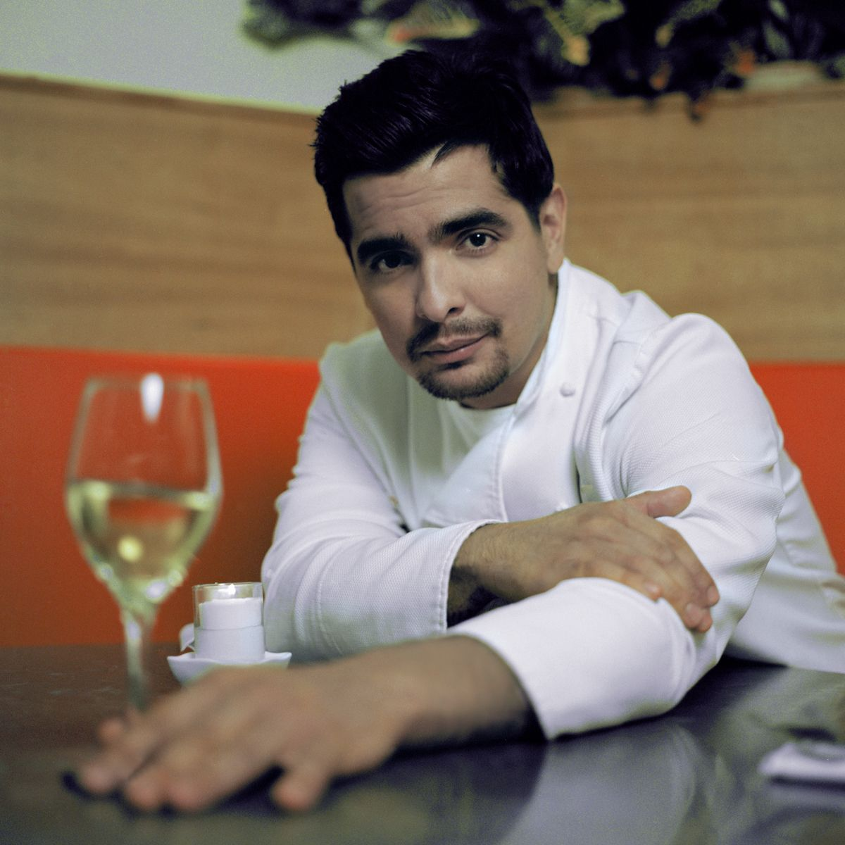 Aaron Sanchez, He Has A Great Mexican Chocolate Brownie