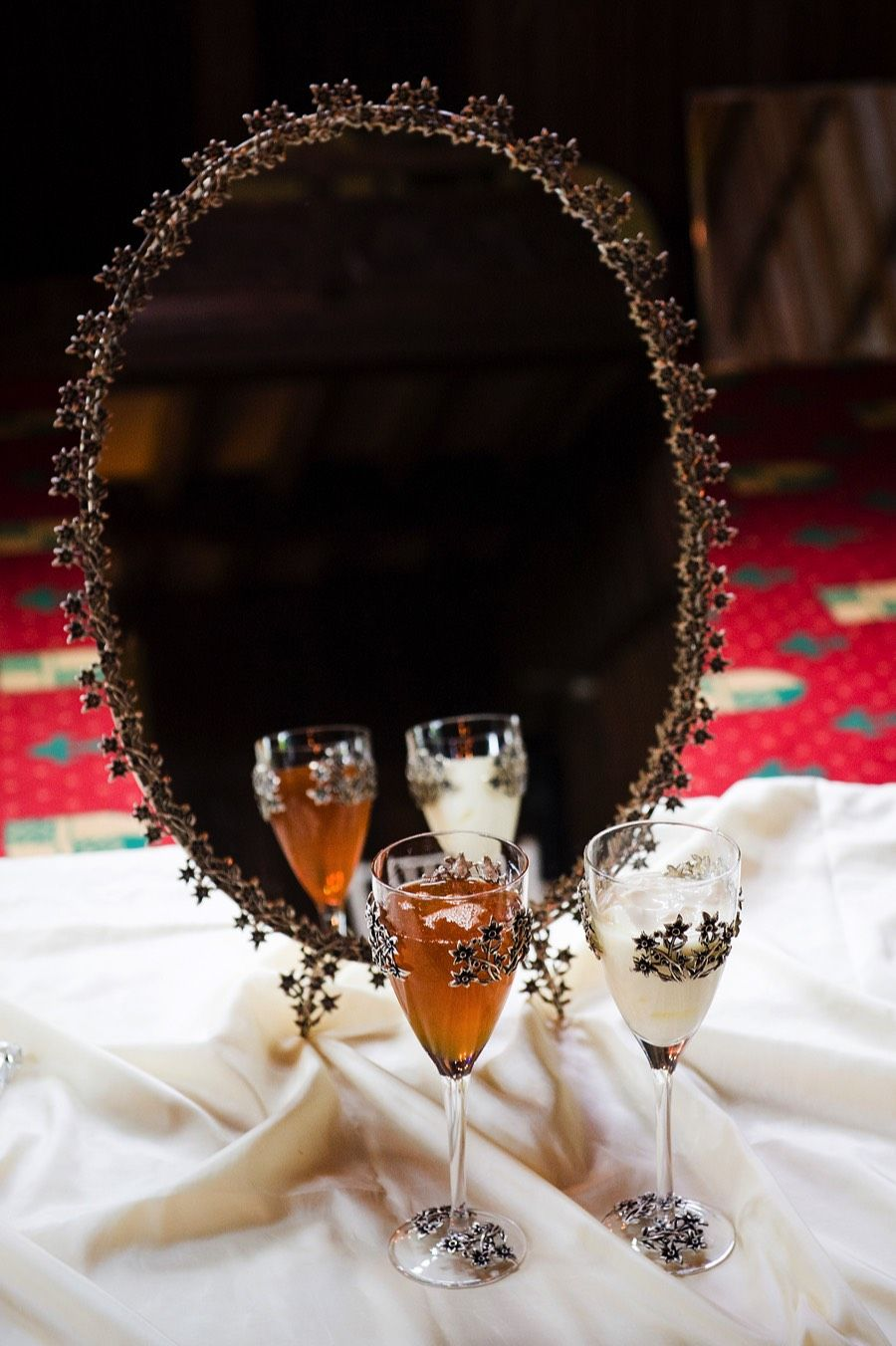 Modern Persian American Wedding