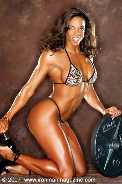Mature bikini fitness