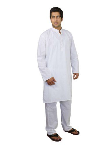 hommes kurta pyjama printemps les v tements de yoga de l 39 inde robe poitrine poitrine 101 cm. Black Bedroom Furniture Sets. Home Design Ideas