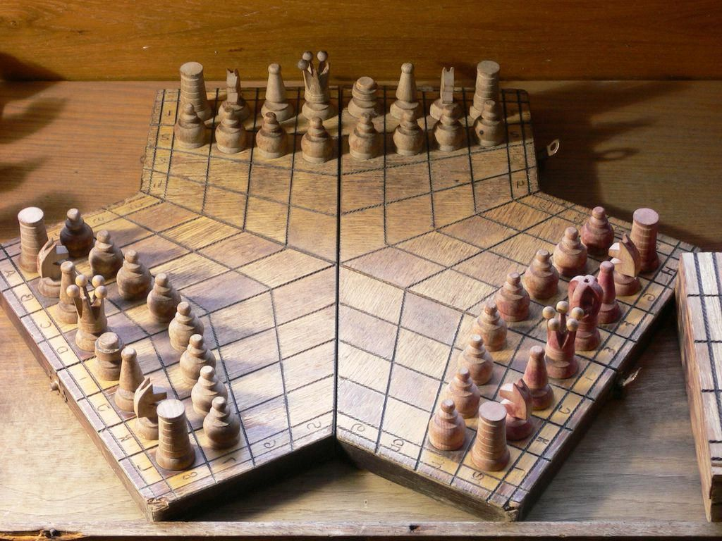 Kitchen Table Woodworking Plans Chess Board Chess Game Chess