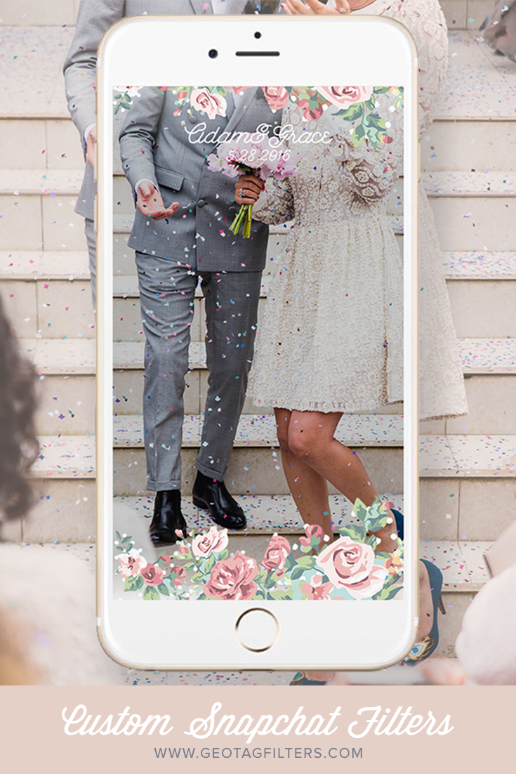 Custom Snapchat Filter For Weddings Www Geotagfilters Com Custom Snapchat Filter Wedding Filters Wedding Snapchat