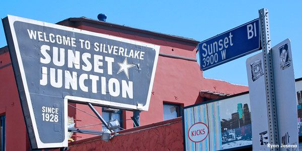 Sunset Junction - Silver Lake