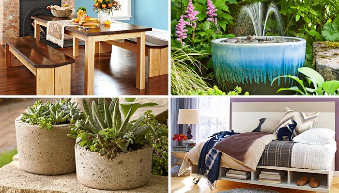 Lowe's Most Popular DIY Projects