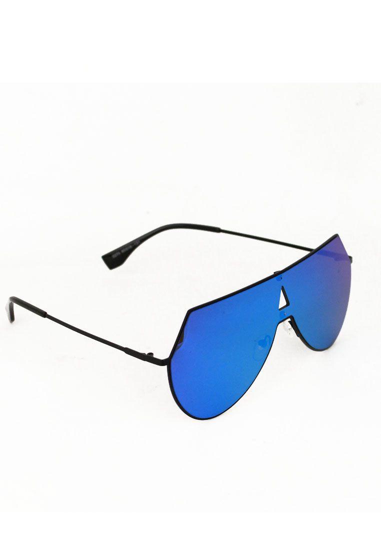 Aviatrix reflective eyewear blue in 2020 eyewear