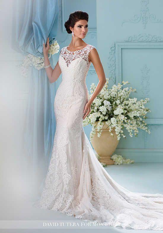 Enchanting David Wedding Dresses Online Adornment - Wedding Dresses ...