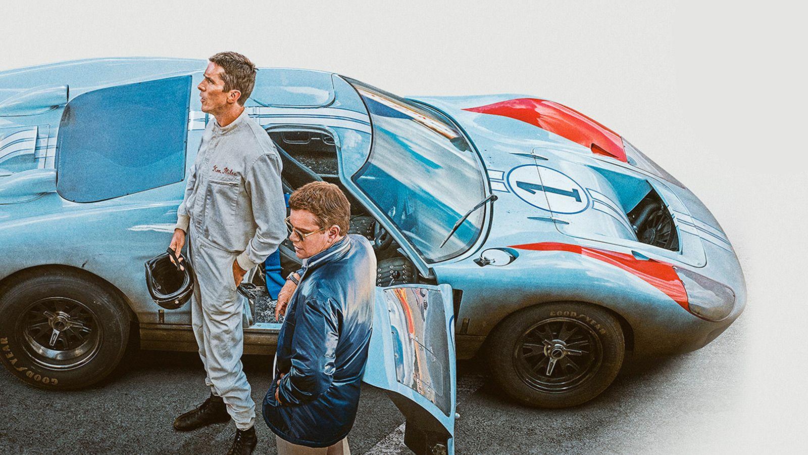 Ford V Ferrari First Trailer Released