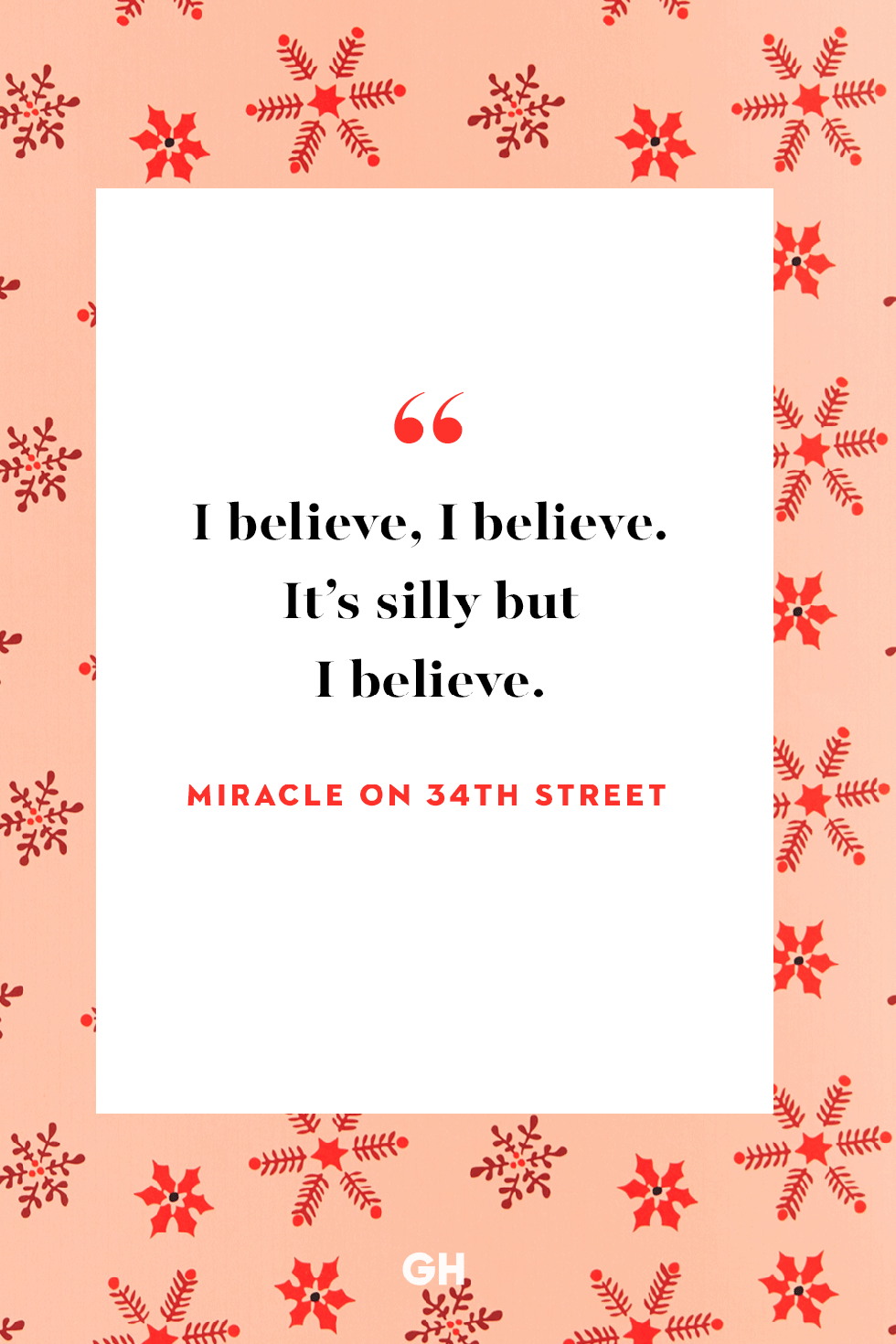 40 Iconic Christmas Movie Quotes From The Best Holiday Films Muppet Christmas Carol Christmas Movie Quotes Miracle On 34th Street