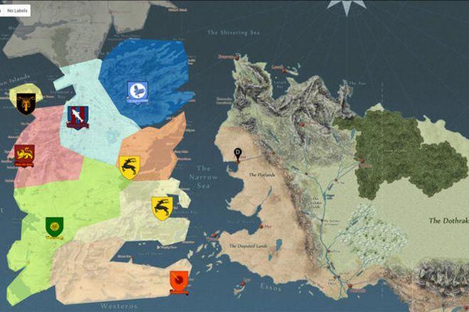 Esse mapa interativo promete acabar com suas dvidas sobre os sete explore map games interactive map and more gumiabroncs Images