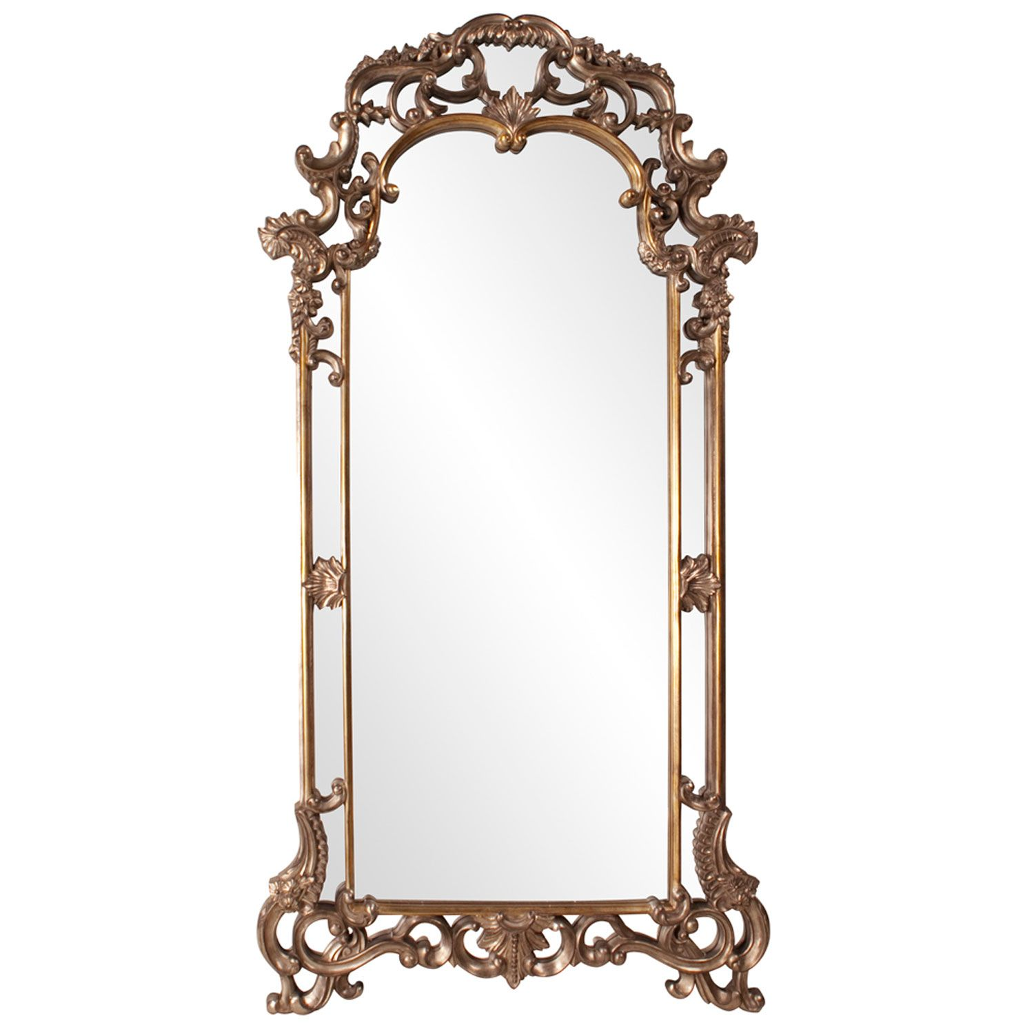 Howard Elliott Collection Imperial Mottled Bronze And Antique Silver Rectangle Mirror 92024 Bellacor In 2021 Rectangle Mirror Ornate Mirror Mirror [ 1500 x 1500 Pixel ]