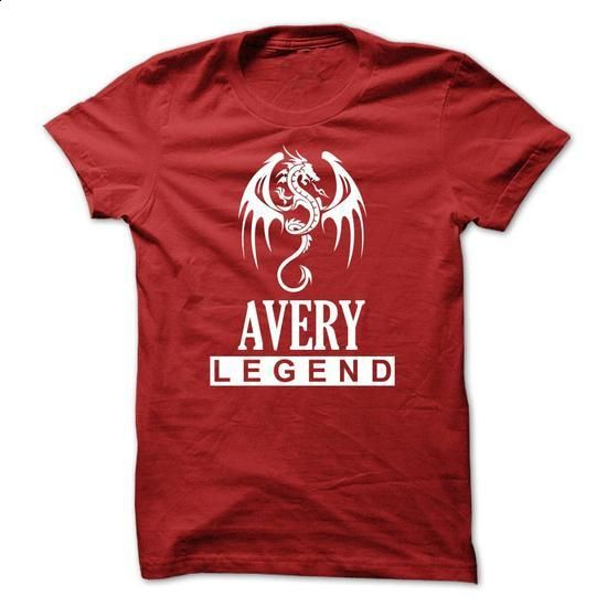 Dragon - AVERY Legend TM003 - #sleeve tee #pink sweater. BUY NOW => https://www.sunfrog.com/Names/Dragon--AVERY-Legend-TM003.html?68278