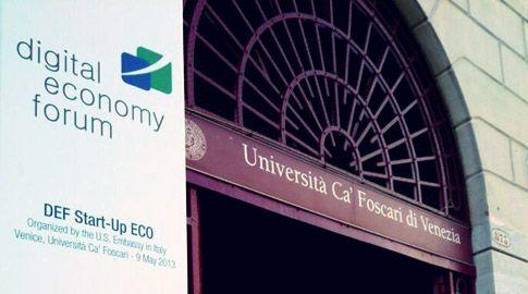 Nell'ambito del Digital Economy Forum, nella suggestiva cornice dell'Università Ca' Foscari di Venezia, si è svolto l'ultimo #StormingPizza organizzato da #H-Farm. Oluck.it era tra le 4 #startup selezionate per l'evento e ha ricevuto numerosi apprezzamenti. Bella esperienza e ottima occasione di confronto. #oluck