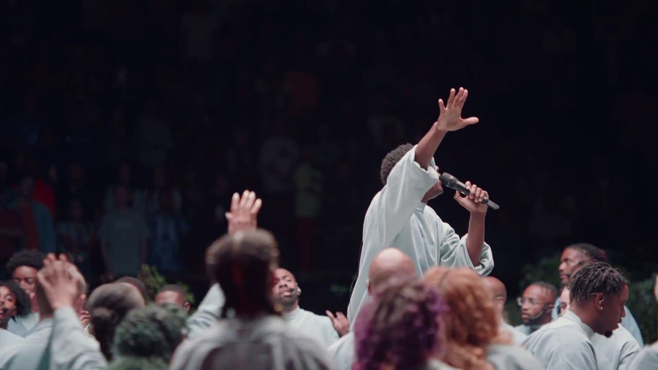 Kanye West Jesus Is King Sunday Service Experience The Forum 11 0 Kanye West Praise The Lords Jesus Is Lord