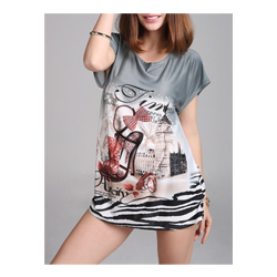 Get this amazing Bohemian Printed T-Shirt at Lowest Prices