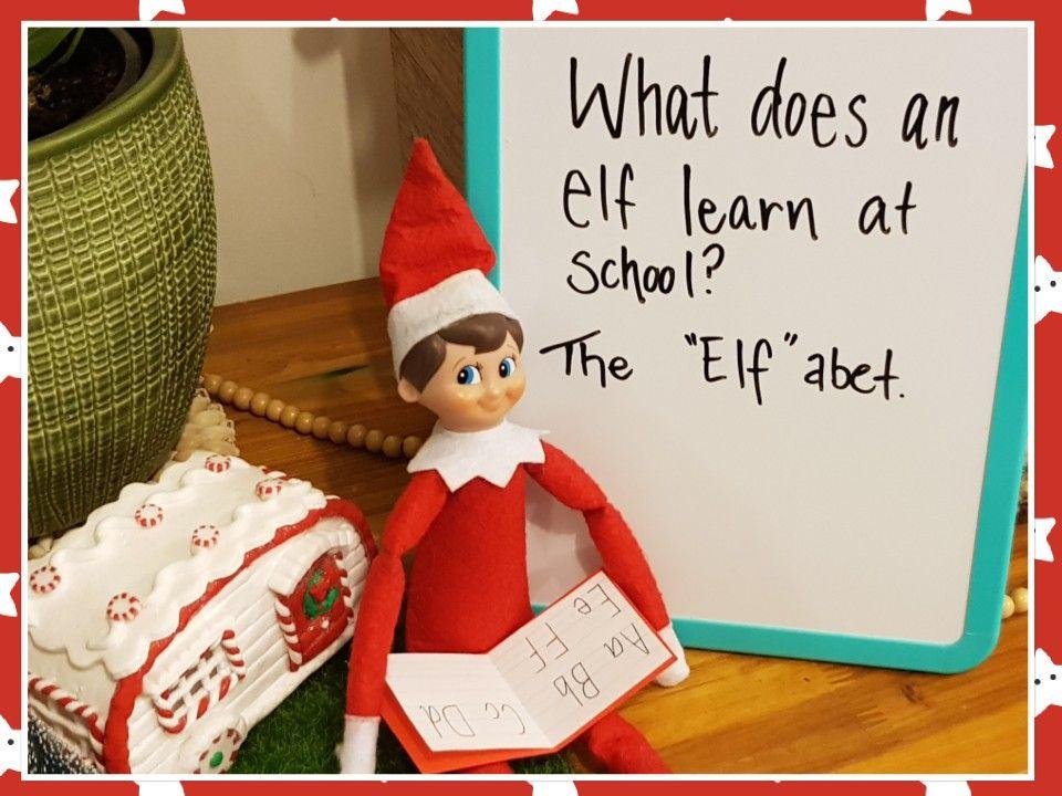 Elf on the shelf ideas. Elf Antics