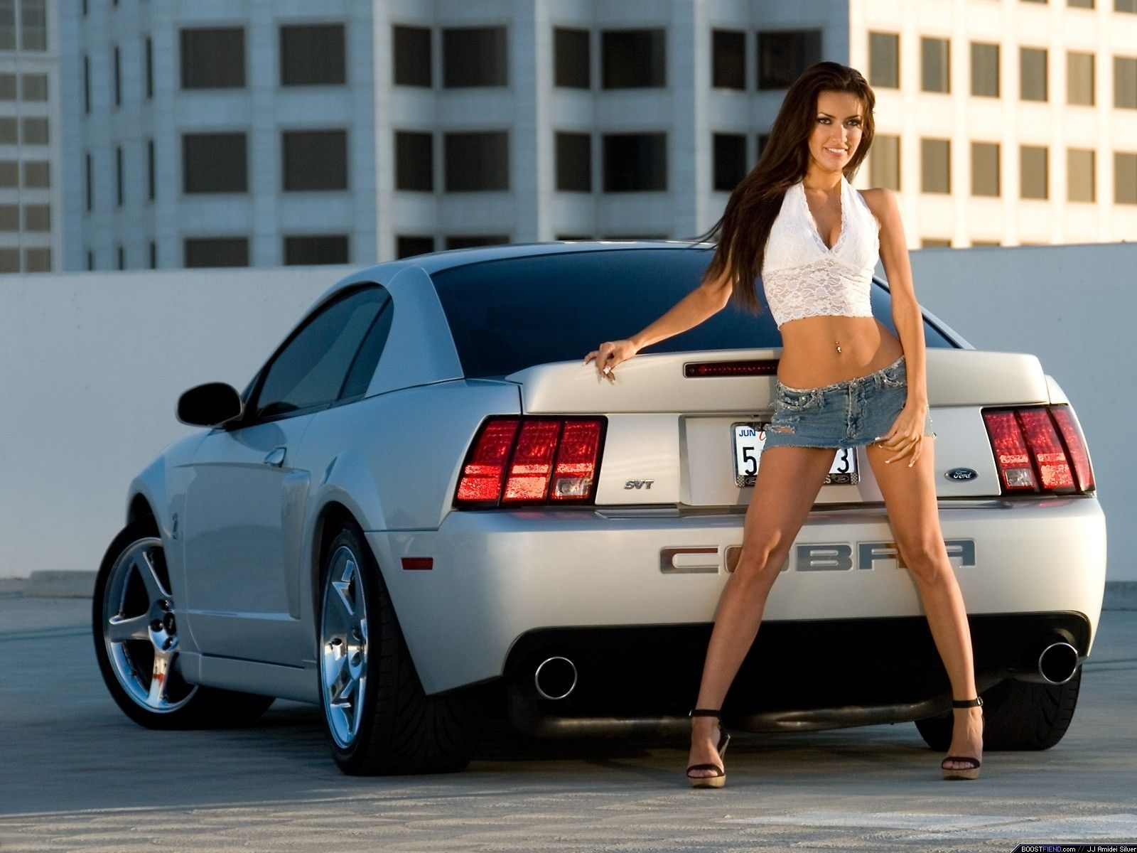 Ford Mustang Svt Cobra Mustang Girl Ford Mustang Cobra Ford Mustang