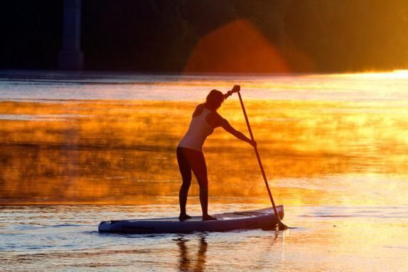 Stand Up Paddle Board Beginner's Guide | The Fix