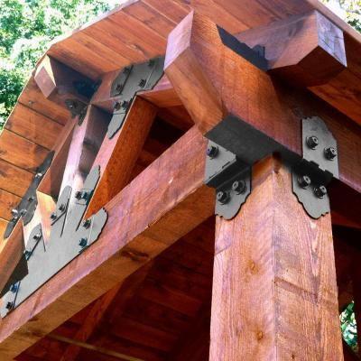 OWT Ornamental Wood Ties 1/2 in  x 5 in  x 6 in  Truss