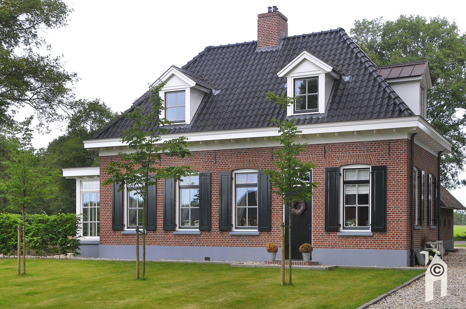 Eigen Huis Bouwen : Flieroord huis bouwen notaris herenboerderij eigenhuisbouwen