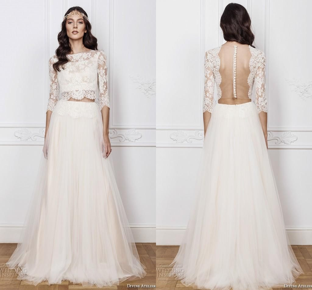 Image Result For Long Sleeve Summer Wedding Dresses