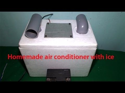 Homemade Air Conditioner Ice Mini Usb Fridge Frefrigerator