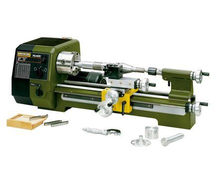 Torno Proxxon Pd400 Leroy Merlin Kinetic Toys Machine Tools Lathe Tools