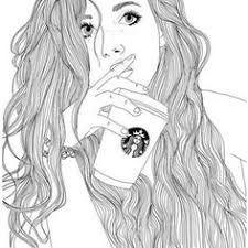 Resultado De Imagem Para Desenho Tumblr Preto E Branco