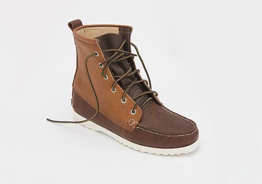 Selectism - Quoddy for Heritage Research Boots