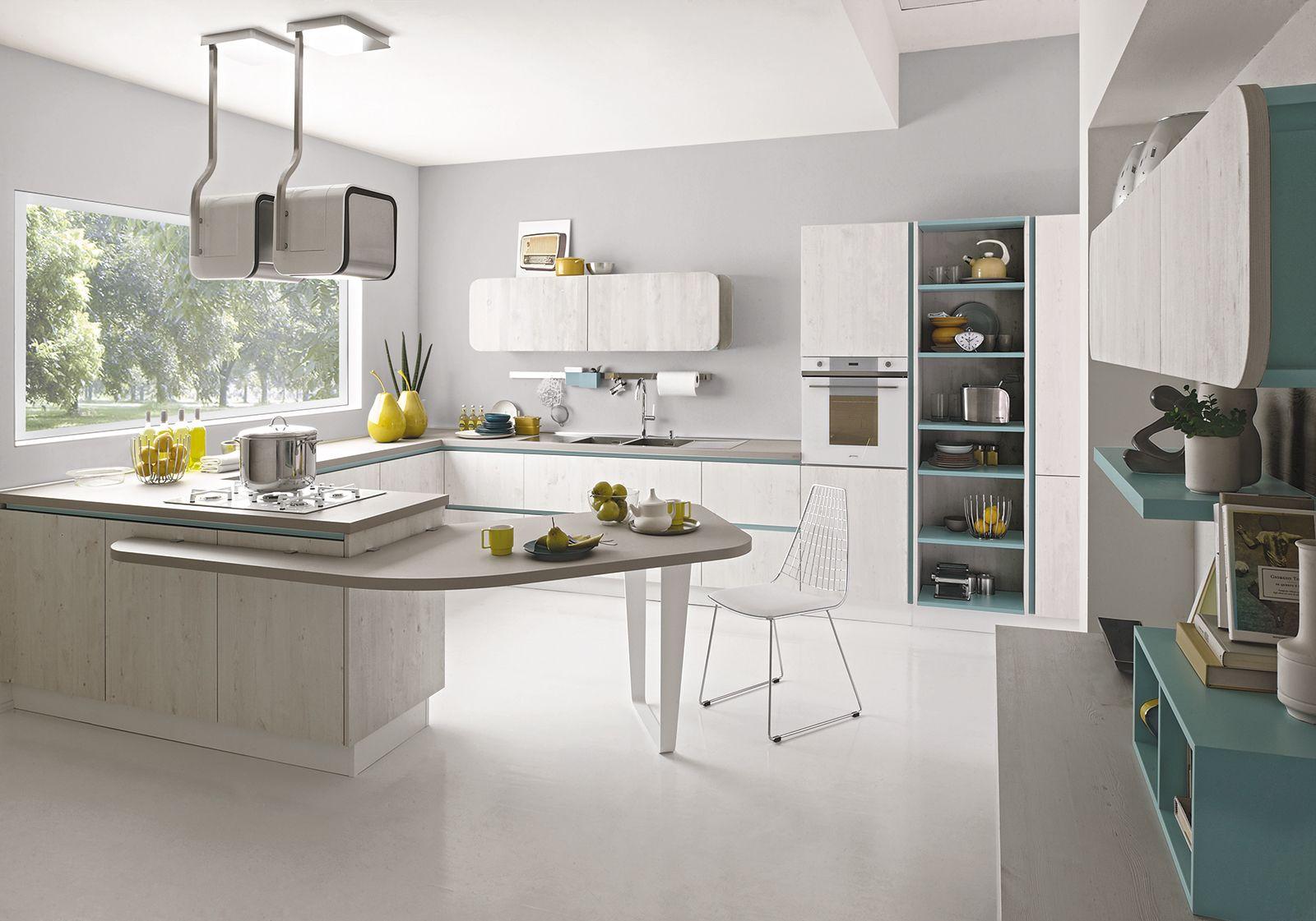 Arredare la cucina tavolo compreso cosedicasa for Arredare la cucina