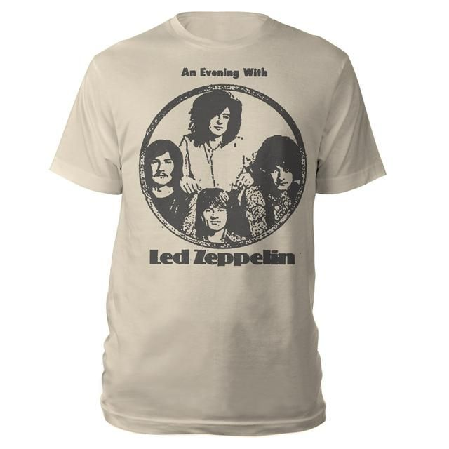 Led Zeppelin Starsn Stripes USA 77 T-Shirt schwarz