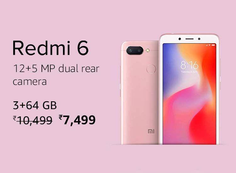 Redmi 6 Galaxy Phone Samsung Galaxy Phone 64gb