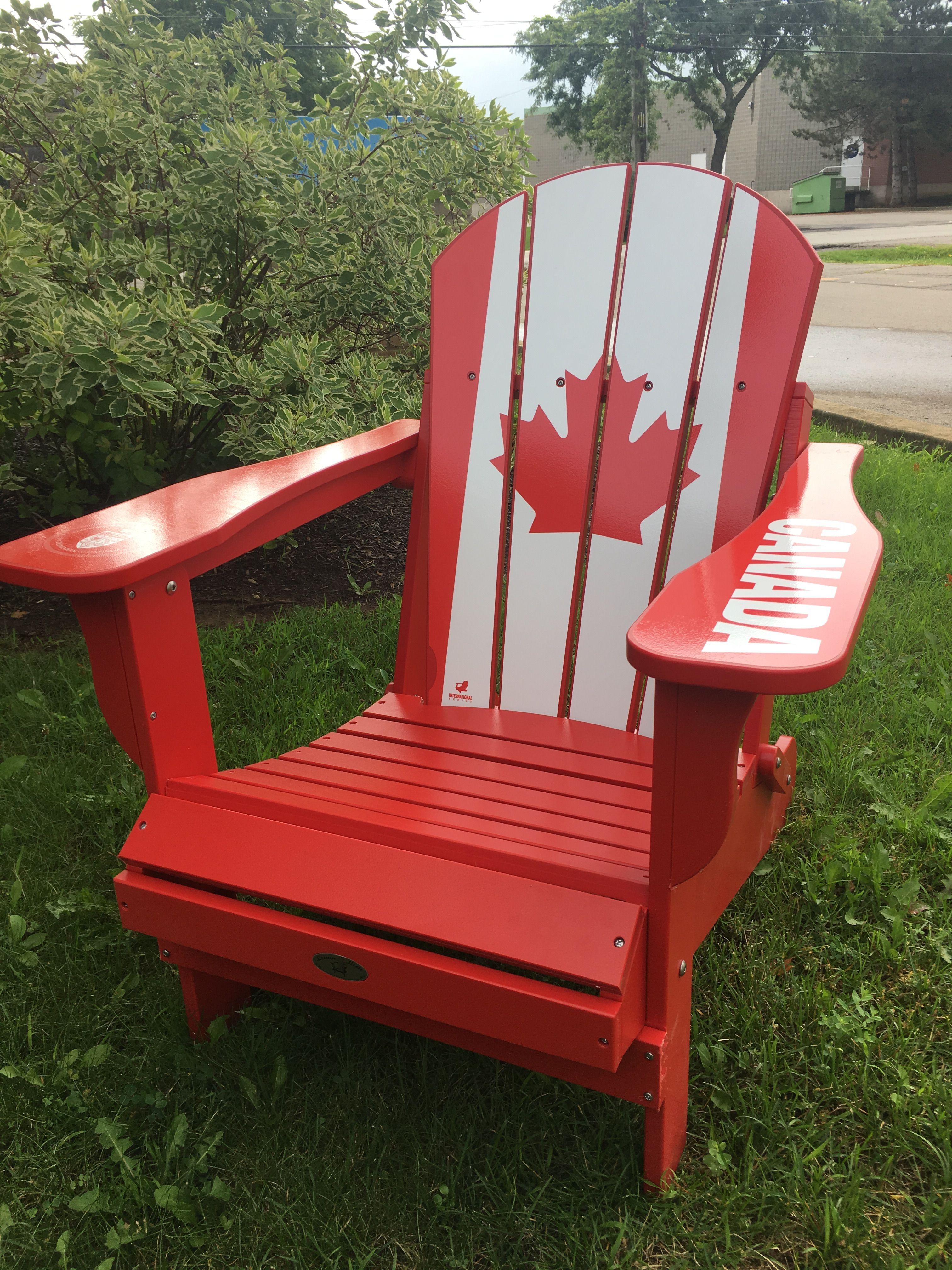 Swell Canada Flag Chair In 2019 Canada Flag Wood Crafts Creativecarmelina Interior Chair Design Creativecarmelinacom