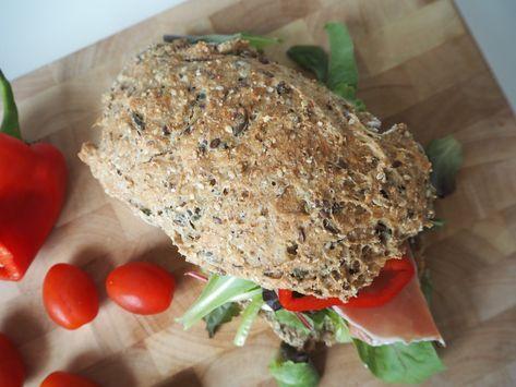 Rugklappere - de lækrestre sandwichbrød | Nanna Pretzmann