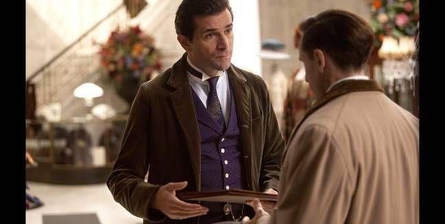 Henri Leclair | Character Hub | Season 2 | Mr. Selfridge | Masterpiece | PBS
