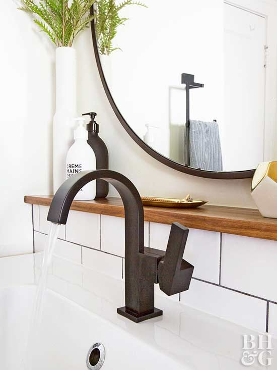 Photo of Nice ways to use tiles in your bathroom