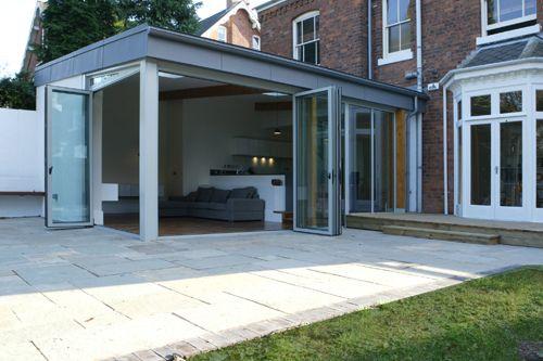 Contemporary Extension Harborne Birmingham Deco